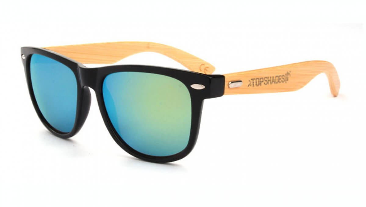 Hawaii 5-0 - wooden sunglasses