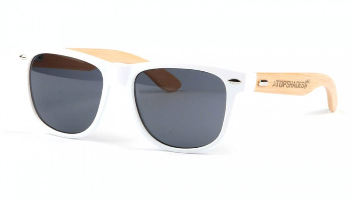 Whitesnow - wooden sunglasses