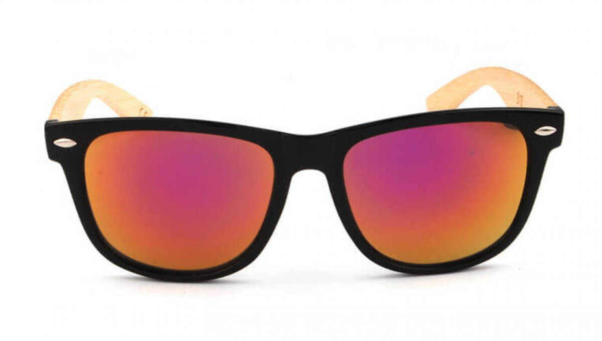 Lavanda – wooden sunglasses